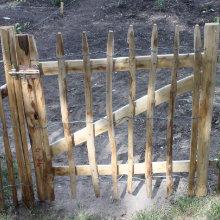 kastanje poort