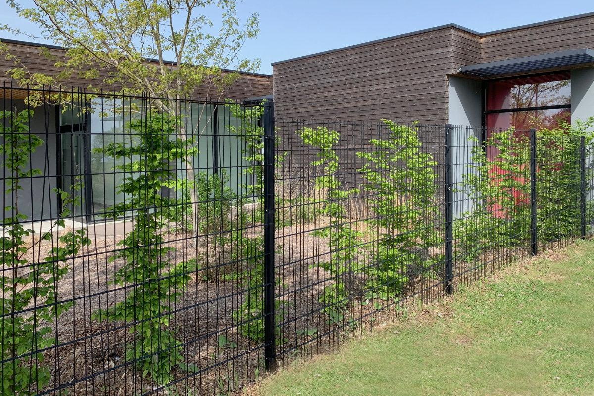 moderne afsluitingen tuin