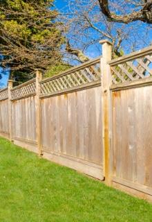 voorbeeld tuinscherm